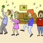 Broccoli Bullies Cartoon