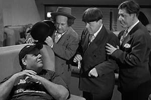 Chris Christie and The Three Stooges