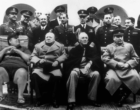 Chris Christie at Yalta Conference