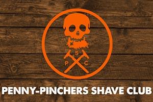 Penny-pinchers Shave Club logo